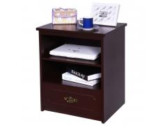 BEWISHOME Bedside Table Cabinet FCG01Z